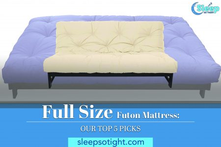 Full Size Futon Mattress: